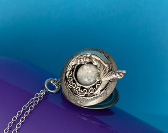 img locket lockets stella opal royal products petite luna