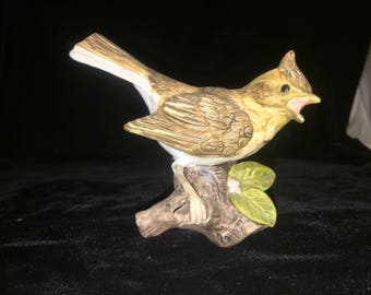 Antique Bird Statue