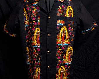NEW! Legend Mama Muerte extrmemely-limited-edition ultra-high quality men's shirt