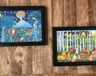 Discounted 3-Pack of Prints from Gospel Art