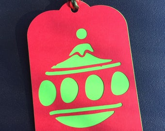Handmade Gift Tags - variety 5 pack