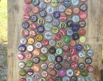 Alabama beer cap sign