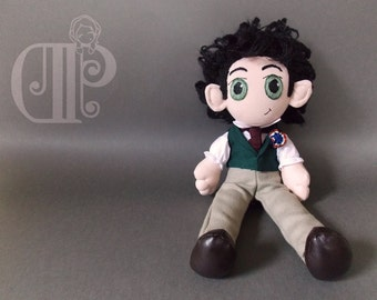 Grantaire Les Miserables Plush Doll Plushie Toy George Blagden
