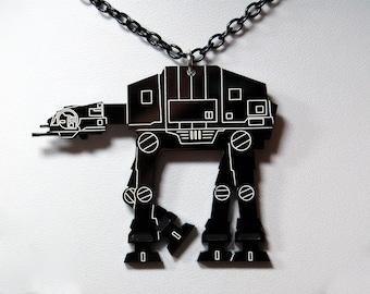Star wars AT-AT necklace