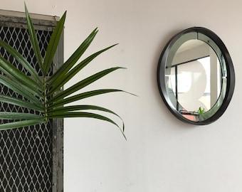 Seventies Oval mirror