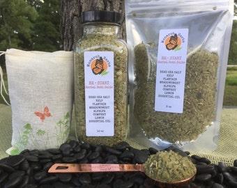 ReStart Herbal Bath Salts- for Detox