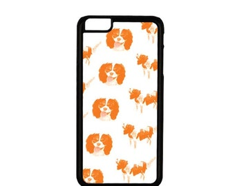 Cavalier Phone Case, Dog iphone Case, Dog Samsung Phone Case, Phone Case, iphone Case, iphone 5 SE 6 7 8 X, Samsung Galaxy S7 S5 S6 S8, Dog