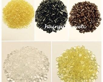 Keratin Glue Grain Granules for I Tip U Tip Fusion Hair Extensions for rebond USA