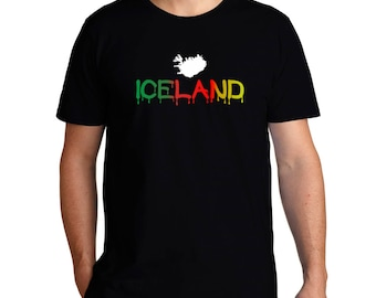 Dripping Iceland T-Shirt