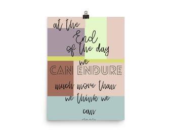 Frida Kahlo print/ Frida Kahlo Quote /  Minimalist  / Frida Kahlo art /feminist art / inspirational quotes/ Colorful Art