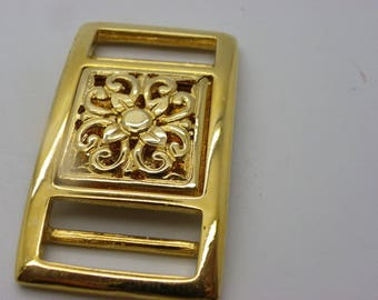 1 piece detached brass has put on bags or other with a cabochon