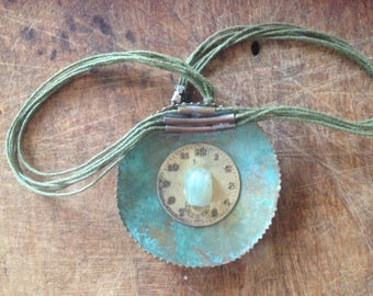 Cool Necklace with Dial