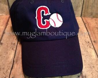 Toddler-Child Custom Personalized Baseball Hat Cap