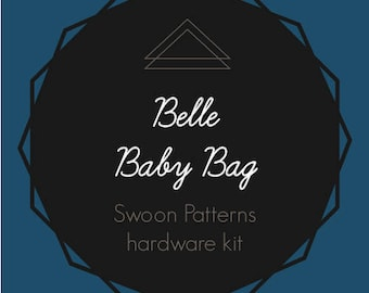 Belle Baby Bag - Swoon Hardware Kit