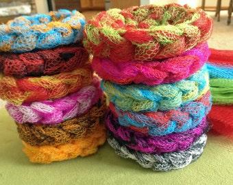 PATTERN Easy Crochet Pot Scrubber PATTERN -  PDF Great Gift Idea