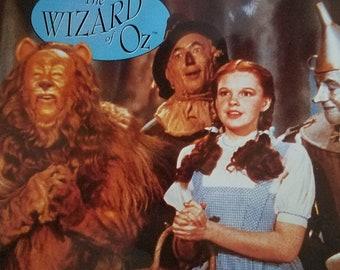 1995 Wizard of Oz Calendar