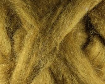 Wool Roving - 1oz - Moss
