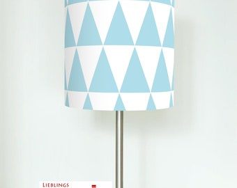 Table lamp / Pattern / custom color