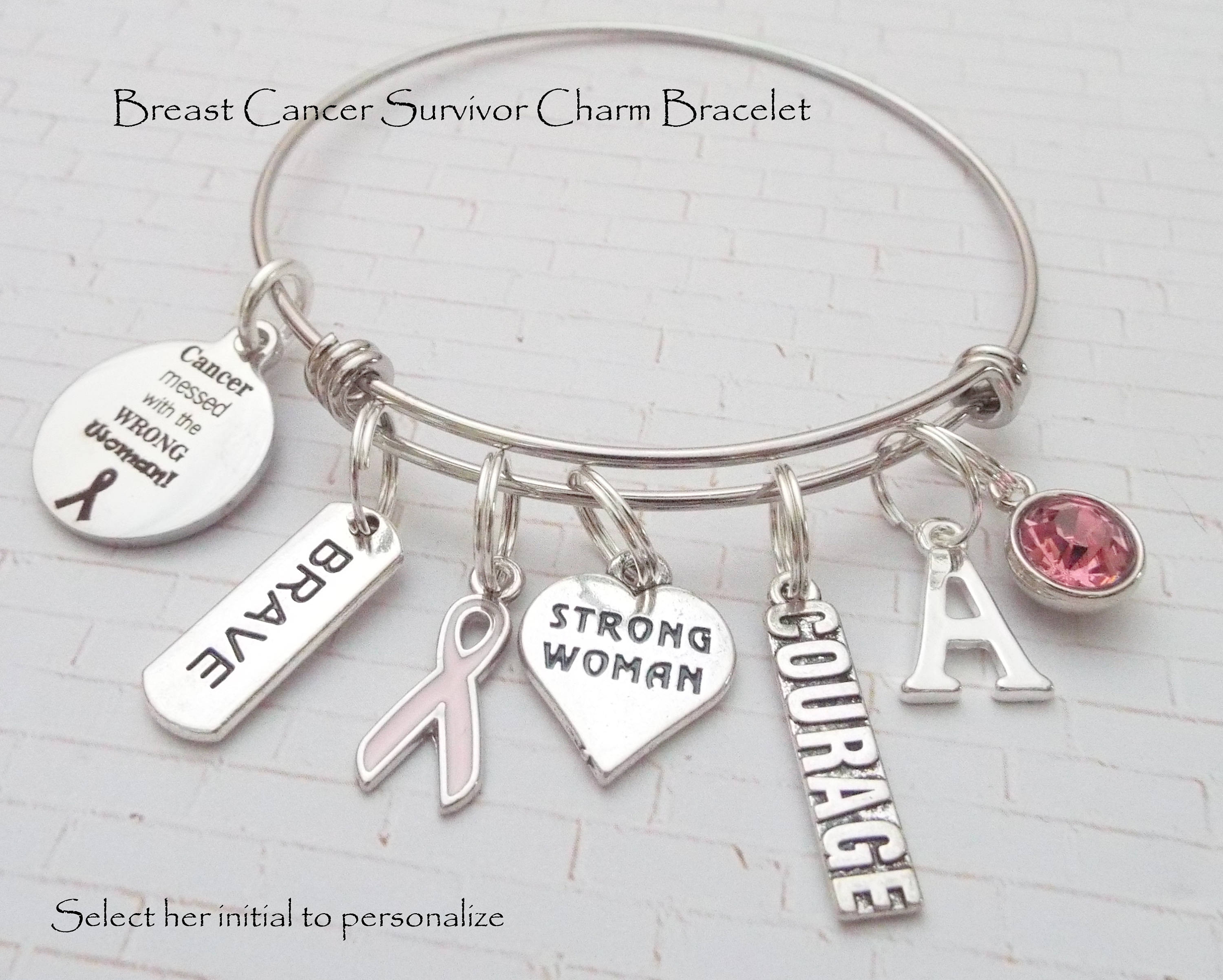 bracelet awareness n survivor moms cancer fundraiser breast charge giveaway