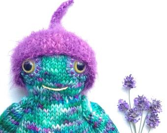 Sylvio - Handmade One-Of-A-Kind Creature
