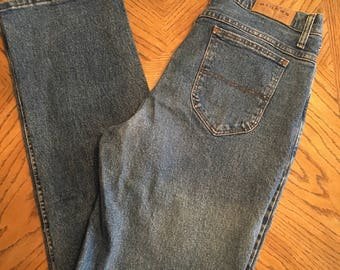 Vintage high waisted rider jeans size 14 L
