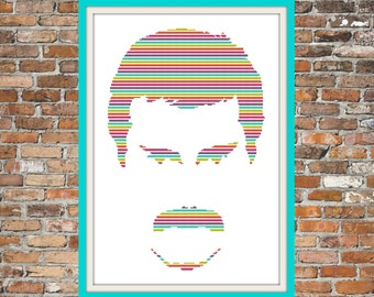 Freddie - a Counted Cross Stitch Pattern
