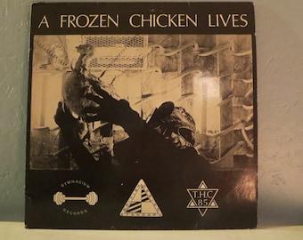 Vinyl record, Vinyl album, A frozen chicken lives, The hotel complex, Music collection, Vintage, Gift
