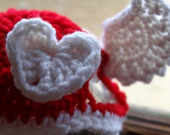 Cupid Cat Hat, Hat for Cats, Valentine's Day Cats - The Cupid's Cat Cap -  Valentine's Day Pets