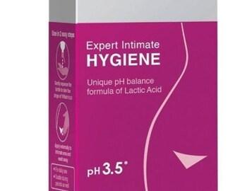 VWash V Wash Plus 100ml Vaginal Liquid Wash pH 3.5* Expert intimate Hygiene
