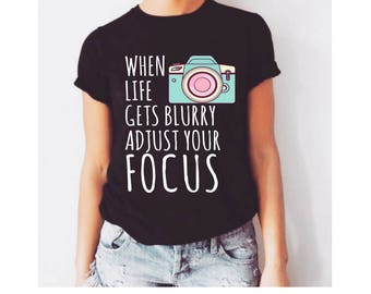 Photographer Gift, Gift For Photographer, Photography Gift Ideas, Photographer Mom, Camera Gifts, Photographer Shirt, Photography Shirt