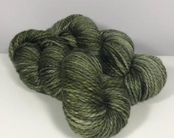 Sage - Baa Bulky - Superwash Merino Nylon