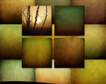 Fine Art Photoshop Textures: Grunge Gradients