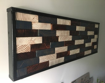 Wooden Subway Tile