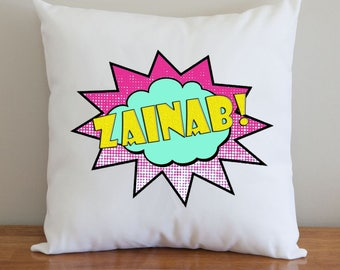 Personalized Decorative Cushion