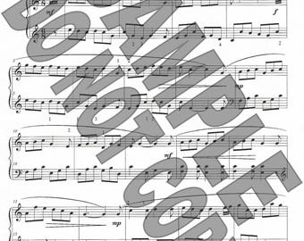 Pepper's Piper sheet music