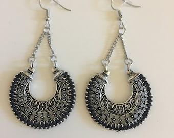 Beautiful boho earring