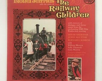 The Railway Children - Lionel Jeffries - VINYL RECORD Story Audiobook