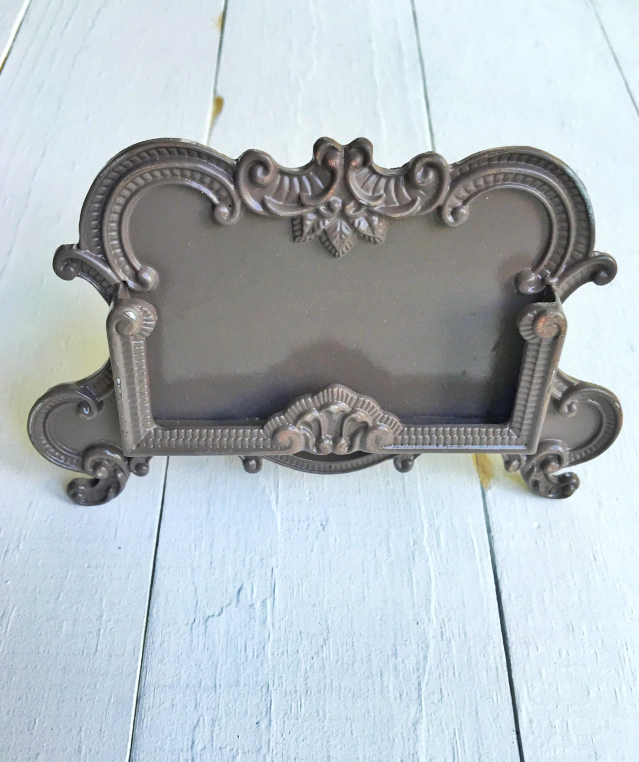 Vintage Style Card Holder Card Holder Victorian Business