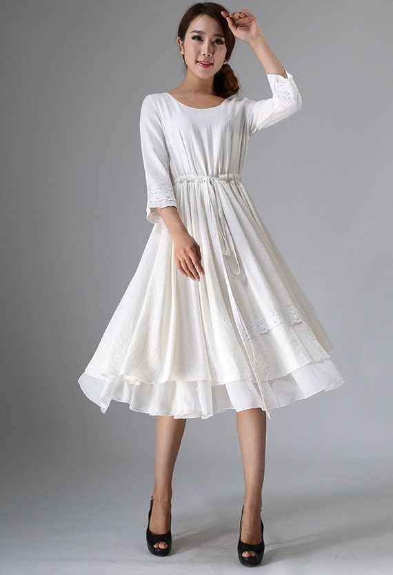 Women's Tea Length Dresses