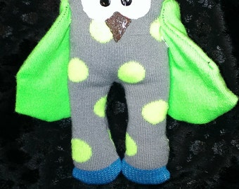 Sock Owl - George