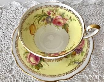 EB Foley China Tea Cup and Saucer Teacup Set
