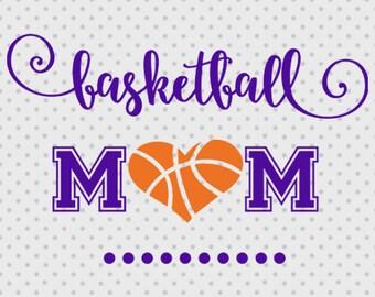 Basketball Mom svg, Basketball svg, Sports svg, Basketball cricut, Sports mom cricut, Basketball mom, Sports svg, Sports mom svg