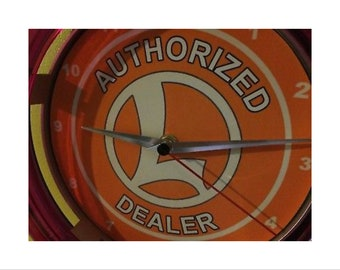Lionel Trains Toy Store Gameroon Man Cave Neon Wall Clock Sign