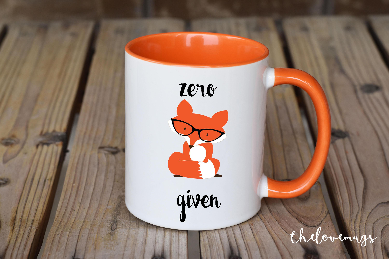 Fuchs-Becher Fuchs Geschenke lustige Kaffeebecher Geschenk
