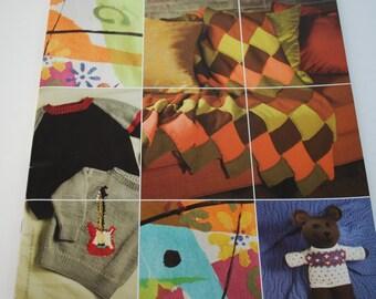 Berroco #269 Knit and Crochet Pattern Book