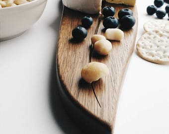 Personalised Gumleaf Australian Hardwood Serving Board