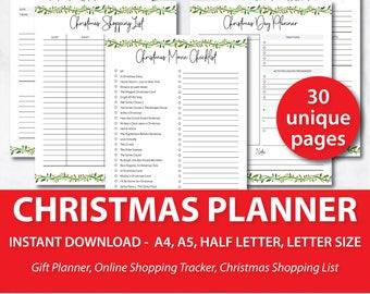 online christmas list organizer