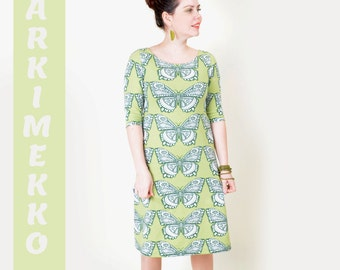 Arki-dress PDF-pattern