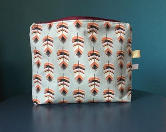 Large multi-purpose fabric case