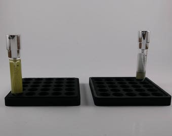 Perfume Sample Decant Organizer Holder for 8ml and Scentbird atomizers